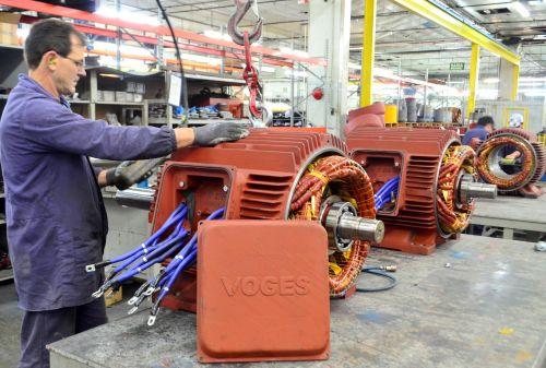 manutenção de motor elétrico
